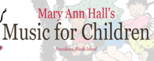Mary Ann Hall's Music for Children